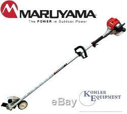 Maruyama E30S Stick Edger Straight Shaft Blade 30.2cc Gas 2 Stroke Engine