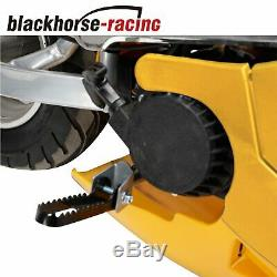 Mini Gas Pocket Bike Motorcycle Powered 49CC 2-Stroke Engine 1.8L For Teens/Kids