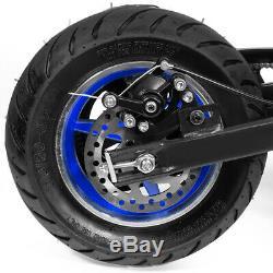 Mini Gas Pocket Bike Motorcycle Powered 51cc 2-Stroke Engine Off Road Bike