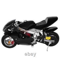 Mini Gas Power Pocket Bike Motorcycle 49cc 4-Stroke Engine For Kids And Teens