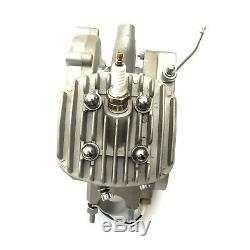 Motorised Bicycle Cycle Bike Gas 2T Engine Motor 80cc 2 Stroke Pedal Bump Start