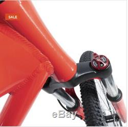 Motorized Bicycle Frame FOR 2-Stroke Engines Ready With Built-In Gas Tank. Nice
