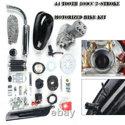 NEW 100cc 2-Stroke Bicycle Engine Kit Gas Motorized Motor Bike Modified Full Set