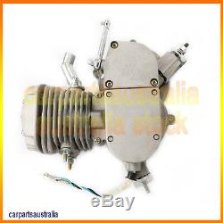 NEW 80CC 2-Stroke Motorized Gas Engine Motor Kits For Bicycle Bike Engine