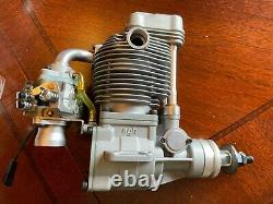 NGH 30cc 4-stroke gas RC airplane engine- New in box- $275 with free shipping