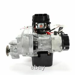 New 49cc 2-stroke Engine Motor Pull Start For Pocket Mini Bike Gas Scooter Atv