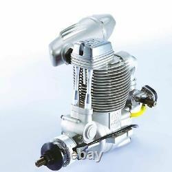 New OS O. S. GF30 II GF 30 30cc 4 Four Stroke Gas RC Engine With Muffler OSMG0799