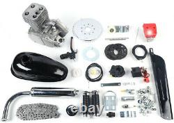 New Pro 100cc Bike Bicycle Motorized 2Stroke Petrol Gas DIY Motor Engine Kit Set