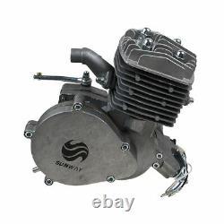 New Pro 80cc Bike Bicycle Motorized 2 Stroke Petrol Gas DIY Motor Engine Kit Set