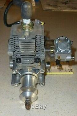 New Zenoah (KALTG-22) G23 23cc Two Stroke Gas RC Remote Control Airplane Engine