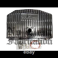 No Limit 67OP Aluminum Engine Oil Pan For 2011-2019 Ford 6.7 Powerstroke Diesel
