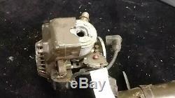 O&R GAS ENGINE Rare 2 stroke OHLSSON & RICE 133 military surplus 1hp