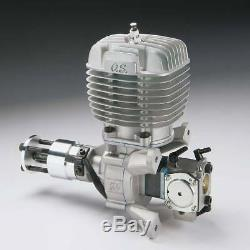 OS GT60 60cc (No Muffler) Gas Two Stroke Large Scale RC Airplane Engine OSMG1560