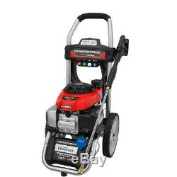 POWER STROKE 3100 PSI Pressure Washer with Honda Engine 30 Foot Hose ZRPS803125