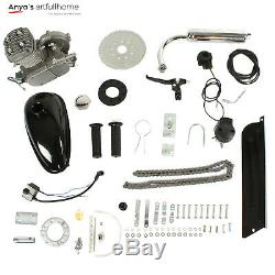 Petrol 80CC Stroke Gas Engine Motor Kit Motorized Bicycle Engine Set