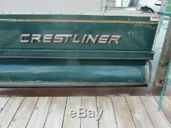 Pontoon 2003 Crestliner 2481 Sport LX (24'8) Boat 115 HP 4 Stroke Engine