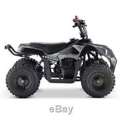 Premium Off-Road ATV 40cc Gas 4 Wheels Engine 4 Stroke Disc Brake Type White