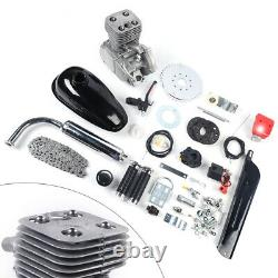Pro Bike Motor 100cc 2-Stroke Petrol Gas Motorized Bicycle Engine Kit Full Set