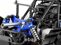 RAMPAGE MT V3 HUGE 1/5 SCALE GASOLINE RC MONSTER TRUCK 30cc 2-STROKE ENGINE