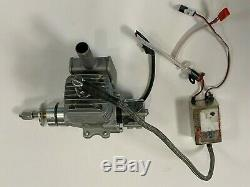 Really Nice DLE 20 20cc Two Stroke Gas R/C RC Remote Control Airplane Engine