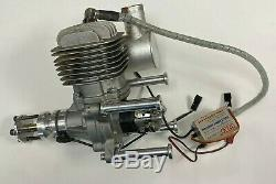 Really Nice DLE 61 61cc Two Stroke Gas R/C RC Remote Control Airplane Engine