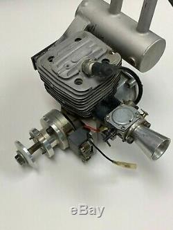 Really Nice Zenoah G62 62cc Two Stroke Gas RC Remote Control Airplane Engine