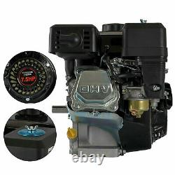 Replacement General Gas Engine 6.5/7.5HP 4 Stroke Pullstart For Honda GX160 OHV