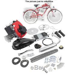 Ridgeyard 4-Stroke 49CC Gas Petrol Motorized Bicycle Bike Engine Motor Kit