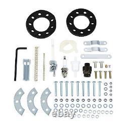 Ridgeyard 80cc 2 Stroke Petrol Gas Motor Engine Kit for Motorised Bicycle Push