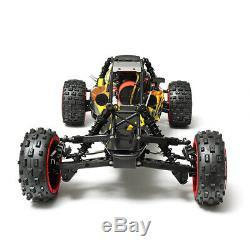 Rovan Baja 1/5 2.4G RWD Rc Car 80km/h 29cc Gas 2 Stroke Engine Buggy RTR Truck