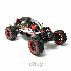 Rovan Q-Baja Rc Car 1/5 RWD 29CC Gas 2 Stroke Engine Buggy With Symmetrical Stee