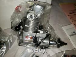 Saito Engine Saito FG 14C gas four stroke NIB