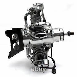 Saito Engines FG-73R5 73cc 5-Cylinder 4-Stroke Gas Radial Engine