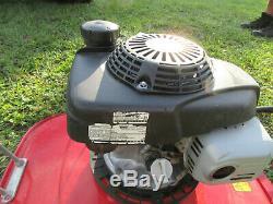Toro Hover-Pro 550 Flymo Cushionaire Mower 4 stroke Honda Engines Steel Blades
