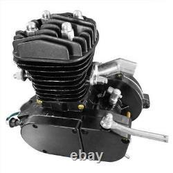 US 2 Stroke 49cc 50cc Bicycle Petrol Gas Motorized Engine Bike Motor Kit