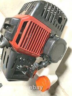 USED 49cc gas engine motor bike parts rear wheel friction engine 2-stroke