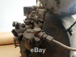 Vintage Clinton 4 Stroke Engine, Motor 700-a