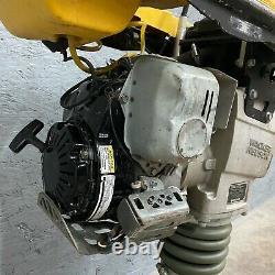 Wacker Neuson BS50-4 Jumping Jack Honda Tamper Gas Engine Rammer 4 stroke