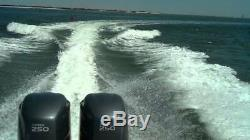 Yamaha 250TXR 4-Stroke 250 HP Outboard Engine / 2006