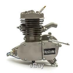 Zeda Motorised Bicycle Bike Petrol Gas 2T Engine Motor 80cc 2 Stroke Bump Start